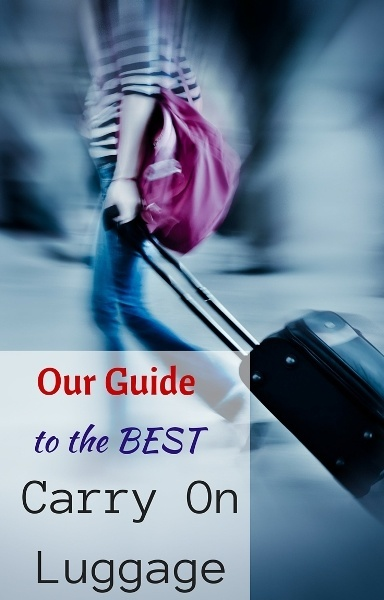Our Guide to the best carry on luggage s