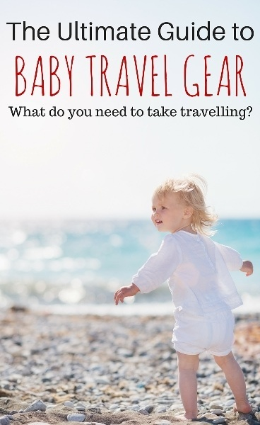 The Ultimate Guide to best baby travel gear