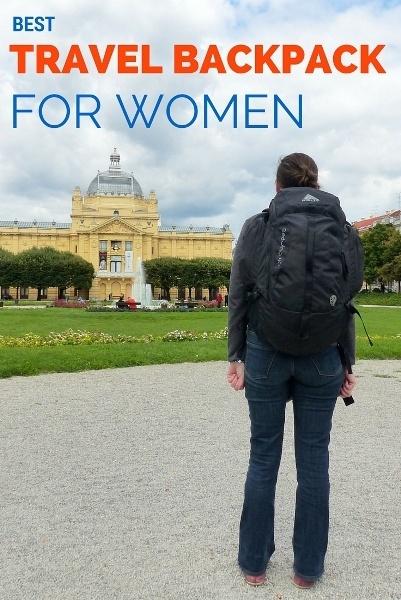 BEST travel backpacks for women s