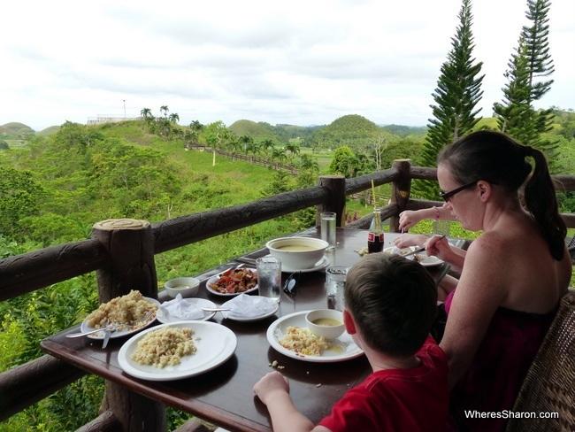 things to do in Bohol Sagbayan Peak