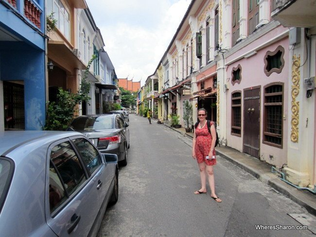 travelling in pregnancy in Thailand