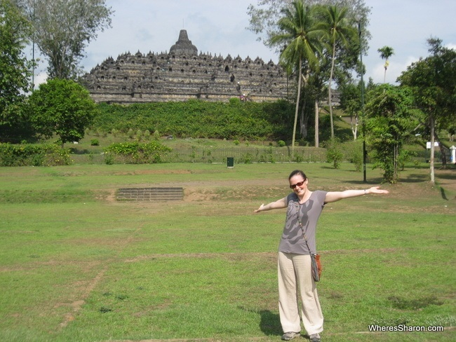 travelling when pregnant in Indonesia