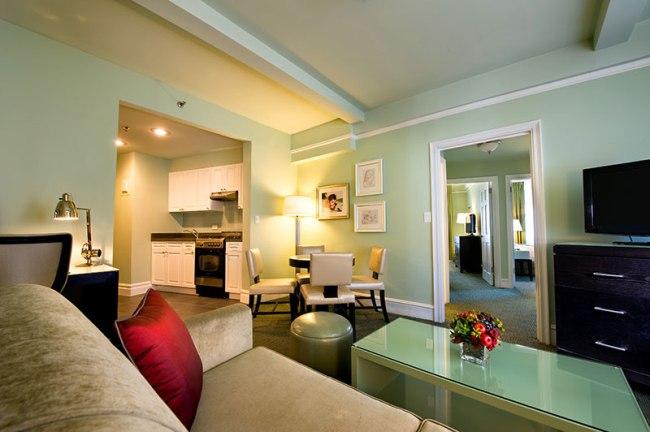 Hotel Beacon 2 bedroom suite