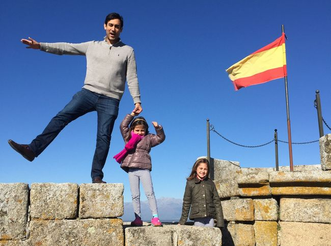 family oriented vacation destinations Spain