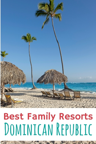 best family resorts in the dominican republic pin