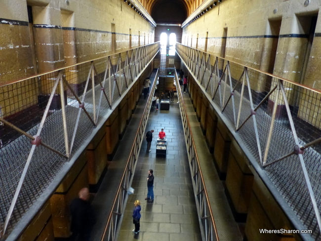 Melbourne places to visit with kids Old Melbourne Gaol