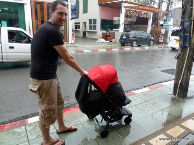mountain buggy nano in phuket