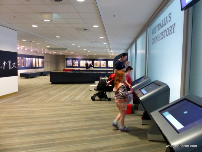 cool places in canberra at Royal Australian Mint