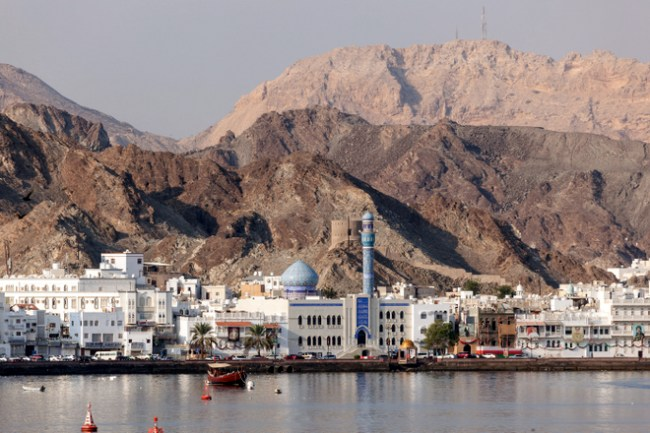 sightseeing places in muscat at mutrah