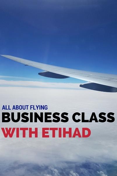 etihad business class review