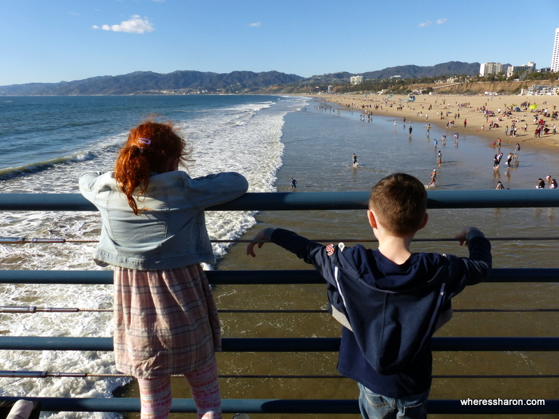 what to do in la for kids for free
