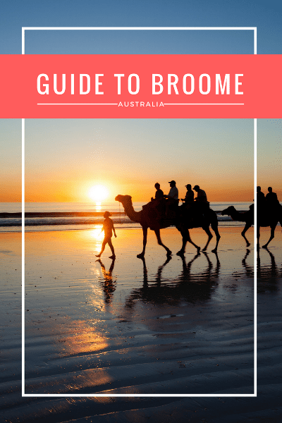 things to do in broome wa s