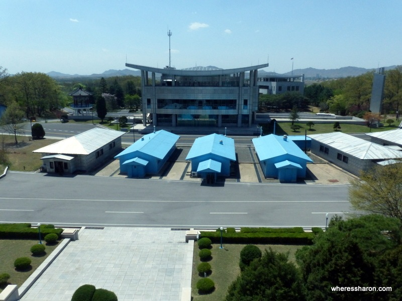 DMZ from north korea