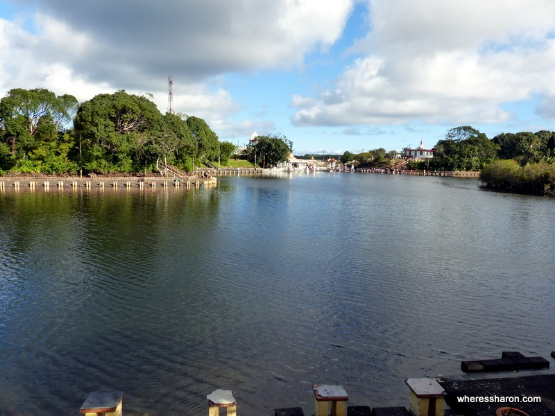 Grand Bassin places to visit in mauritius south