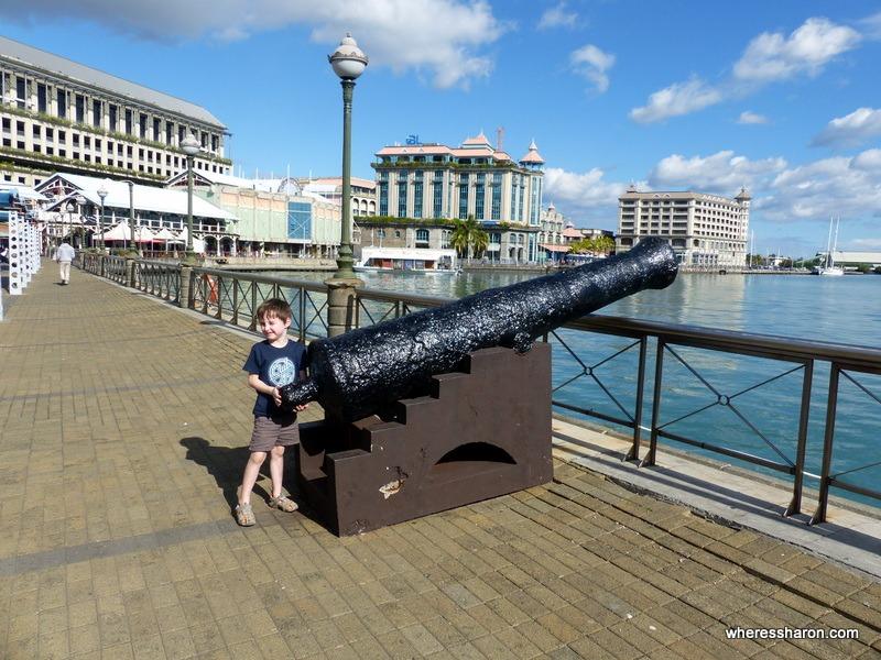 La Caudan Waterfront mauritius attractions activities