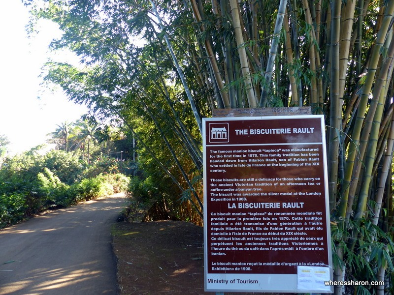 Rault Biscuit Factory things to do in mauritius for honeymoon