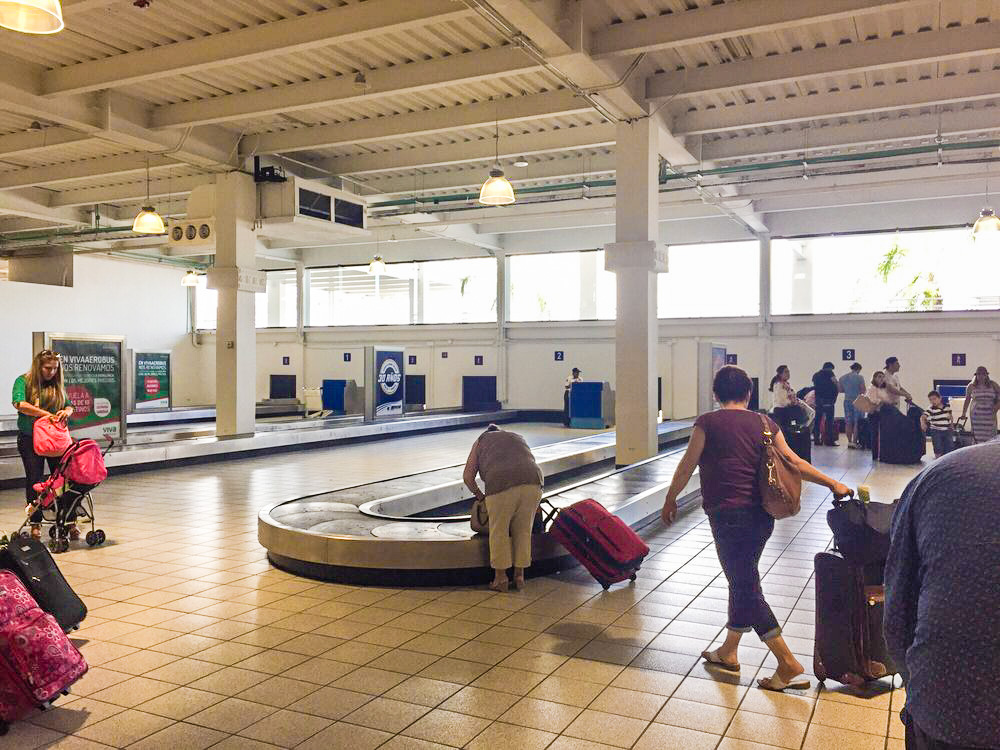 Cancun Airport Arrival Information | Where's The Bathroom Travel