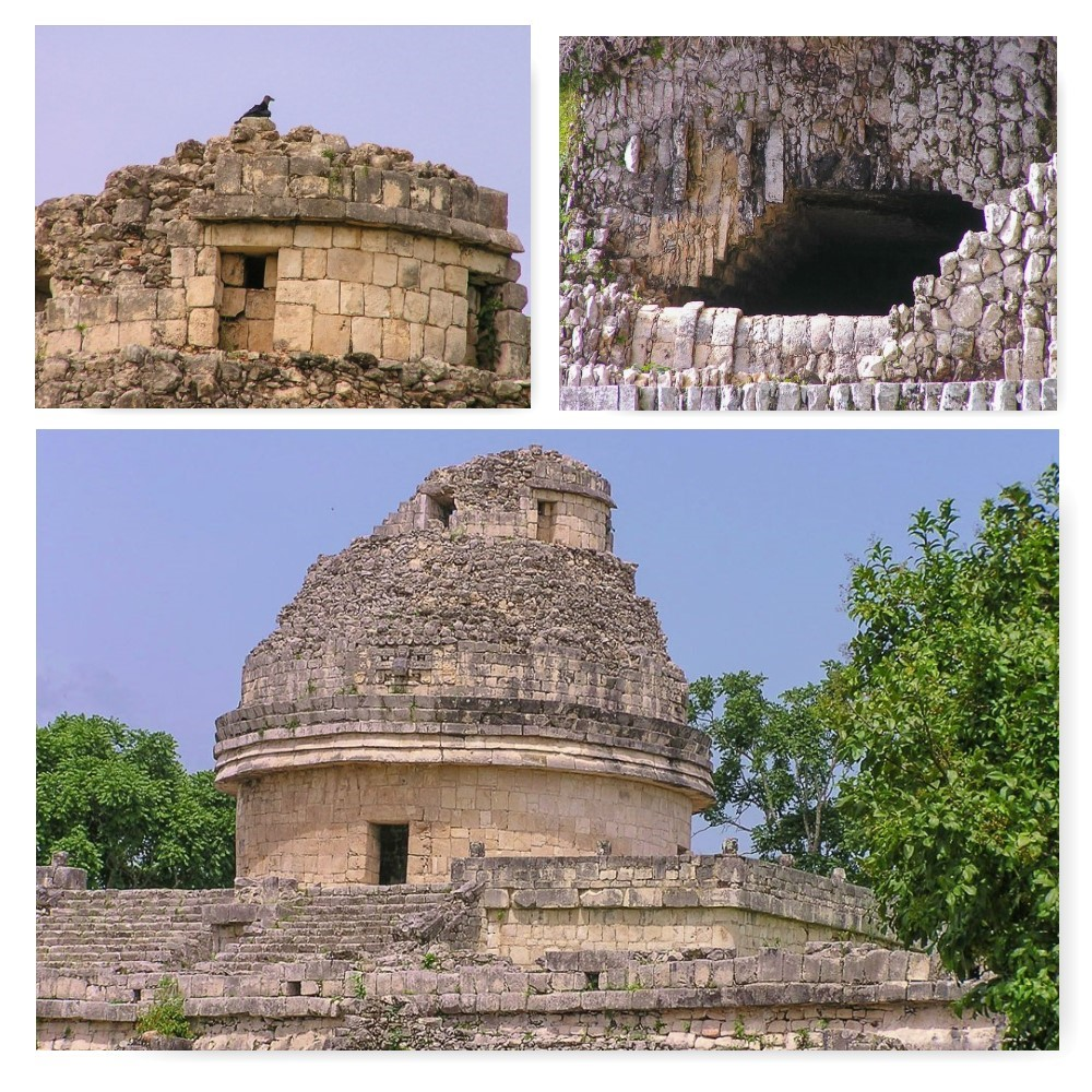 Observatory of El Caracol at Chichen Itza