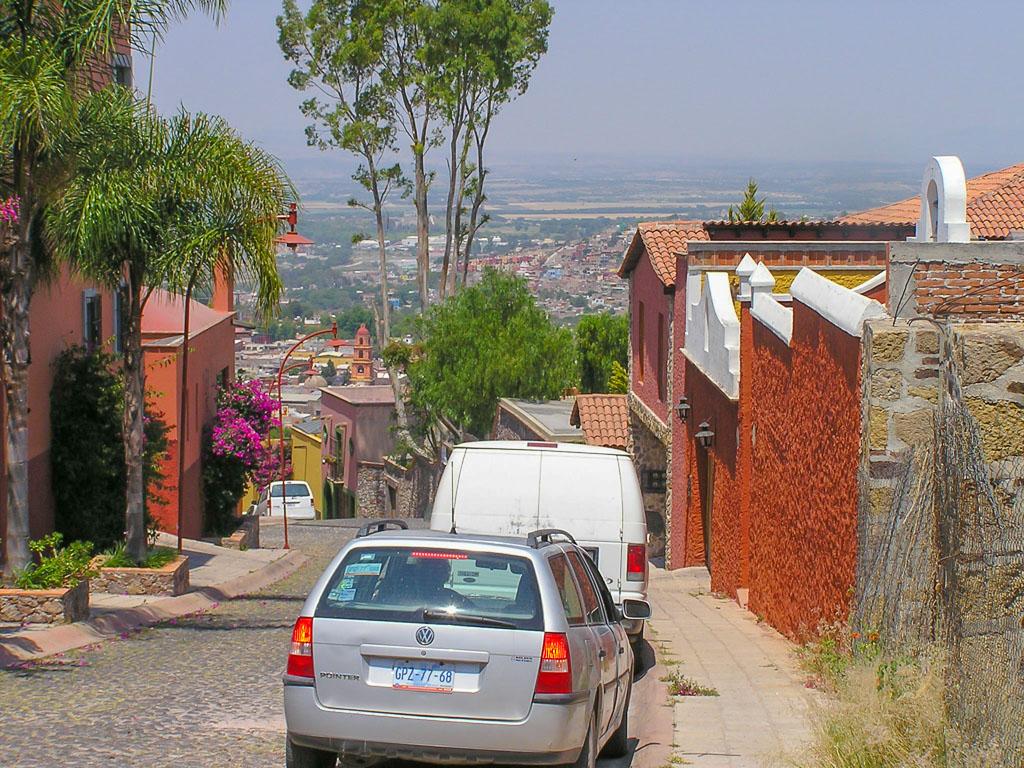 Rent A Car In San Miguel De Allende