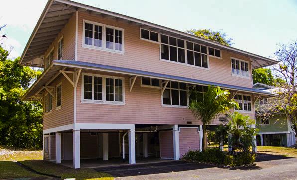 Gamboa, Panama home built in 1930's