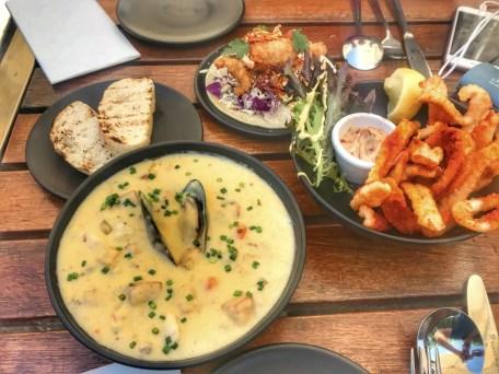 Seafood Amazingness Salamanca