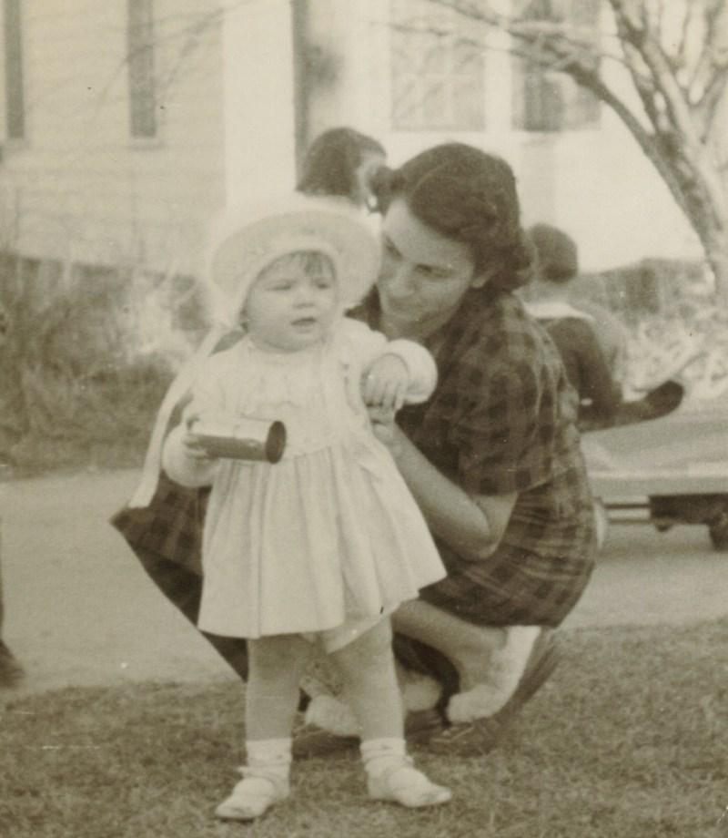 Monday Week: Mimi and Mama Clark