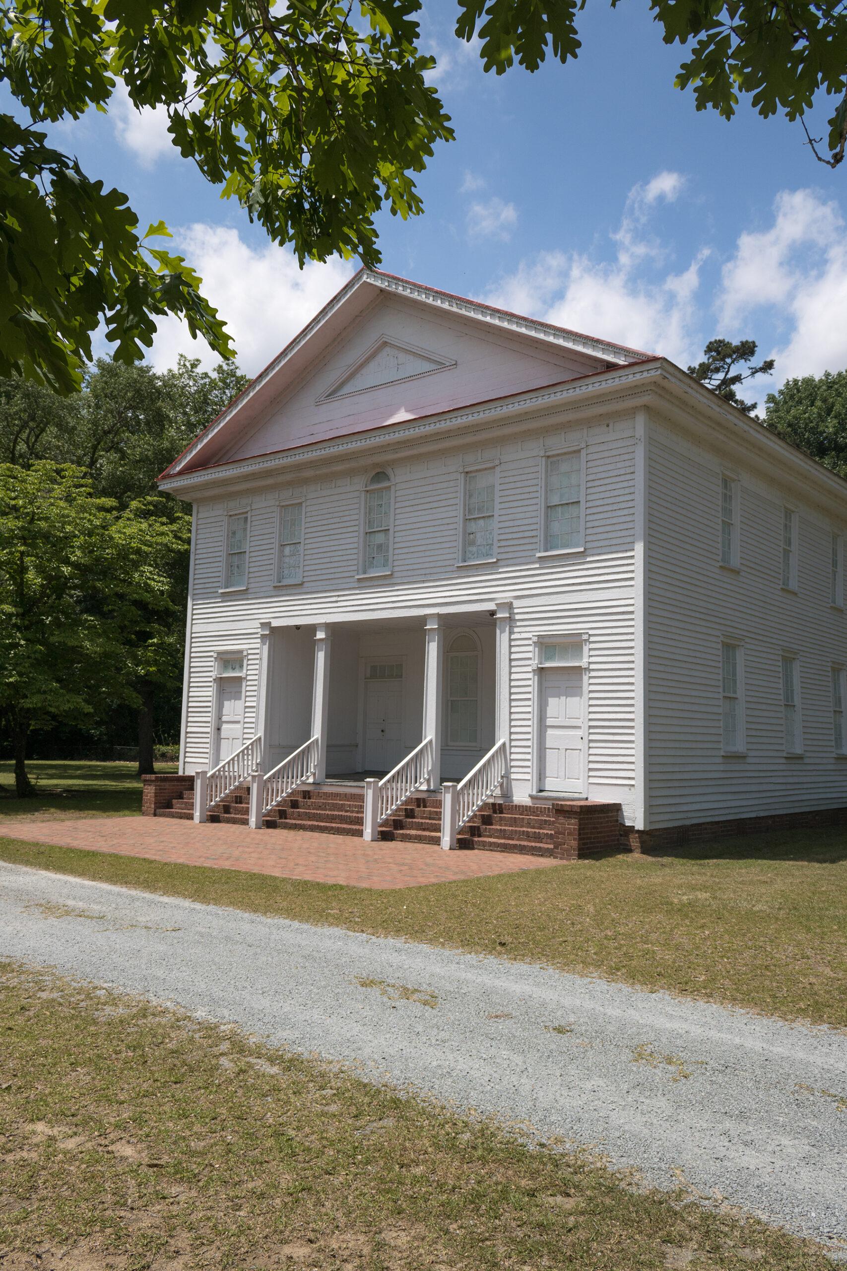 Old Bluff Presbyterian Church
