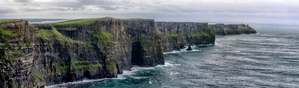 Cliffs of Moher - Dramatic!