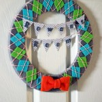 The Cub's Nursery Wreath