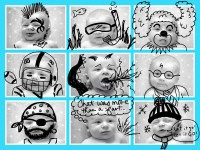 Doodle Fun with Baby's Faces!