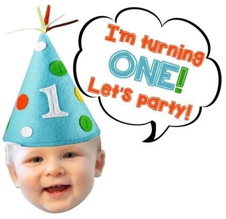 Dinosaur First Birthday Party