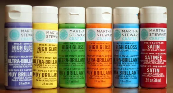 Martha Stewart Craft Paint