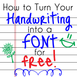 How to Turn Your Handwriting into a Font for Free
