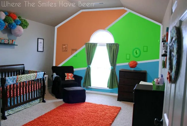 How Photoshop Can Help You Design & Paint an Accent Wall | Where The Smiles Have Been