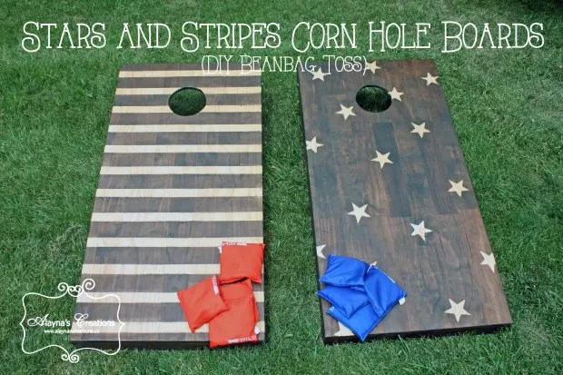stars-and-stripes-corn-hole-boards-diy-beanbag-toss-yard-game