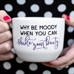 Shake Your Booty Mug & FREE Cut File!