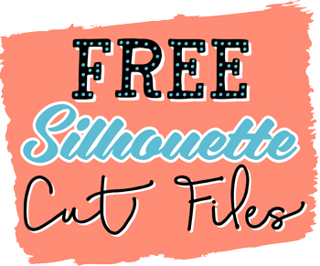 Free Silhouette Cut Files!