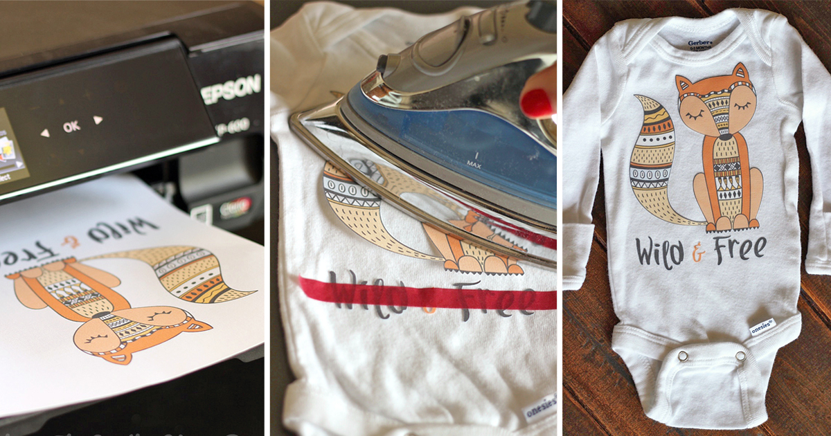 picture regarding How to Use Printable Heat Transfer Vinyl Cricut called Printable Warm Move Vinyl 101: Find out More than All The Essentials!