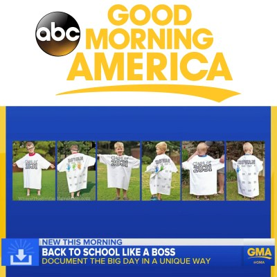 Exciting News: Good Morning America Featured WTSHB!