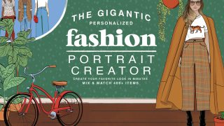 Gigantic Fashion Portrait Creator
