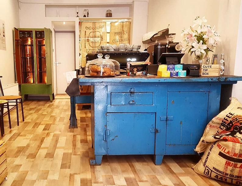 le migliori caffetterie di Amsterdam - where to drink coffee in Amsterdam