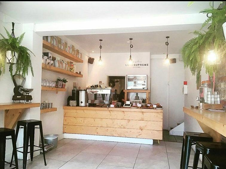 le migliori caffetterie di Dublino - where to drink coffee dublin love supreme