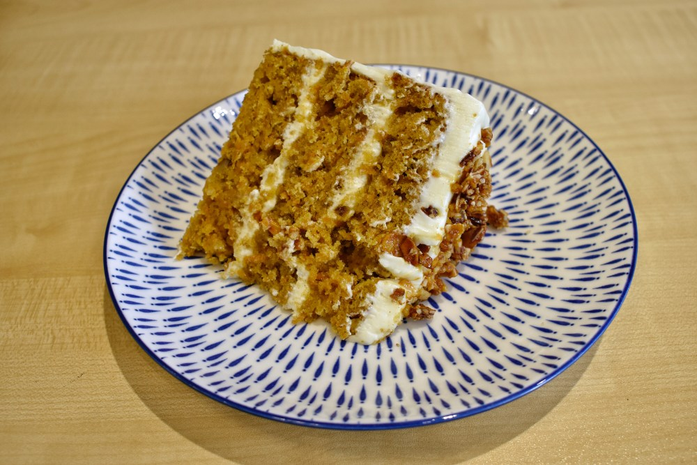 MAKIS SPECIALTY COFFEE SHOP - Carrot Cake
