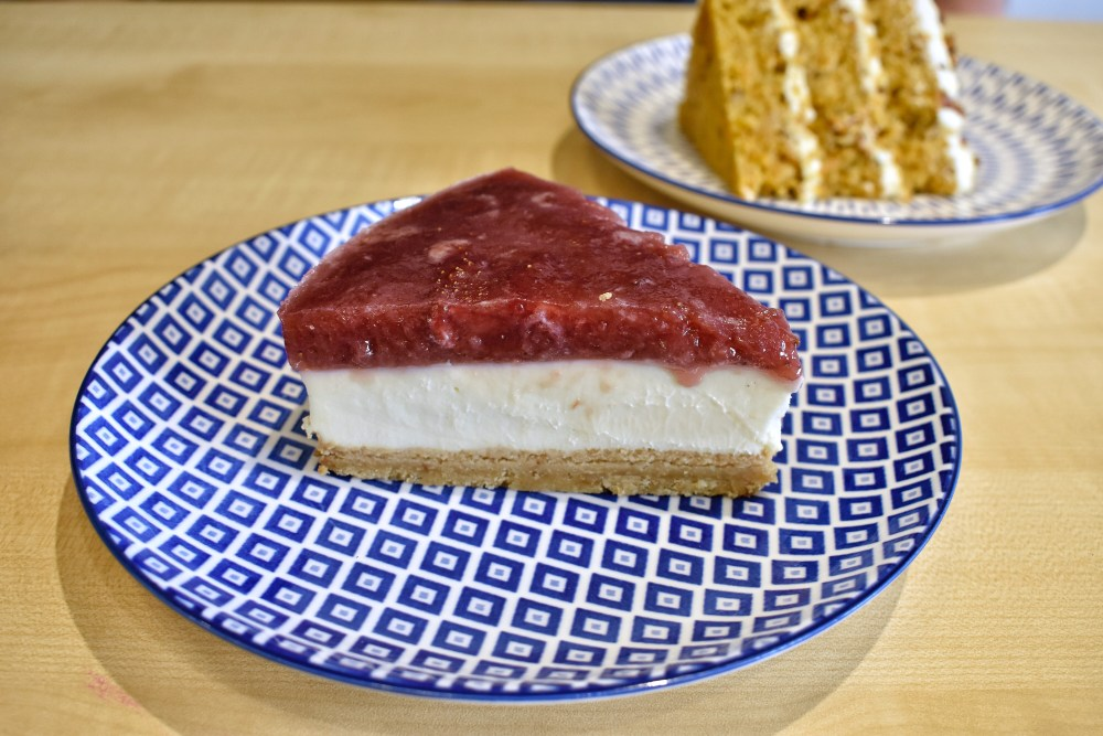 MAKIS SPECIALTY COFFEE SHOP - Cheesecake
