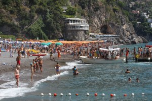 Positano Main Beach