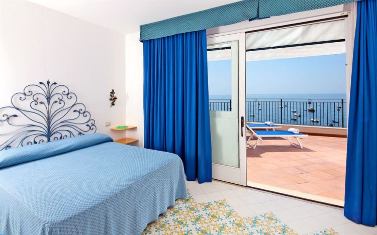 Hotel Pupetto review positano