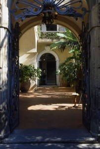 What to see in positano -palazzo murat