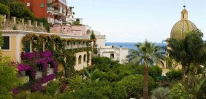 What To See in Positano - palazzo murat