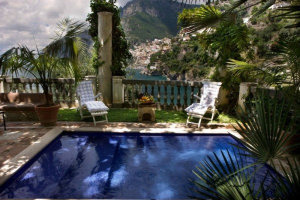 positano 5 star hotels