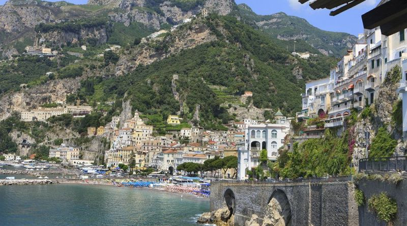 Towns of the Amalfi Coast